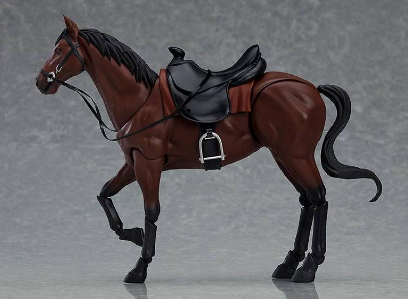 Chestnut Horse 2.0 figma Action Figure
