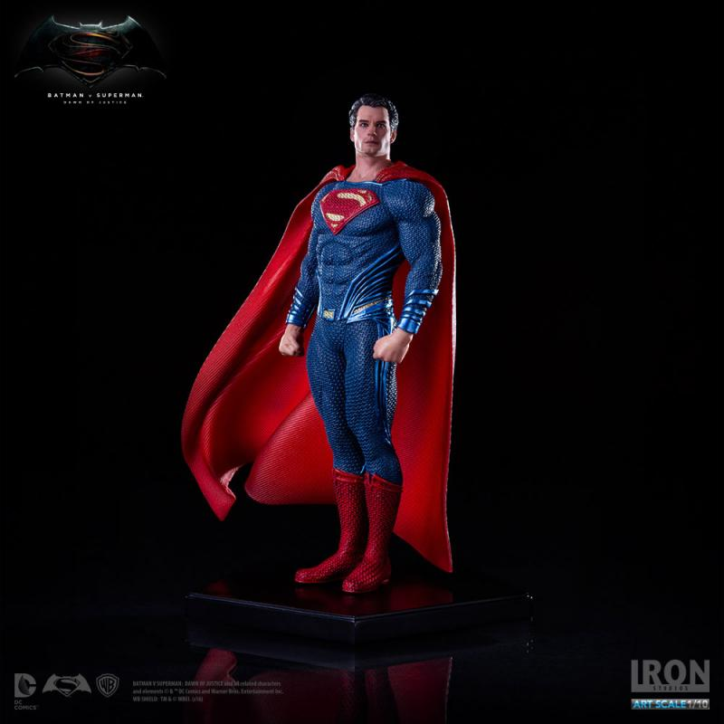 Superman The Dawn of Justice Art Scale 1/10 Statue