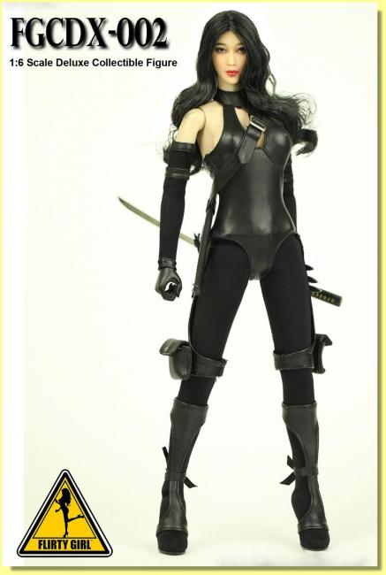 Assassin Sixth Scale Deluxe Collectible Figure