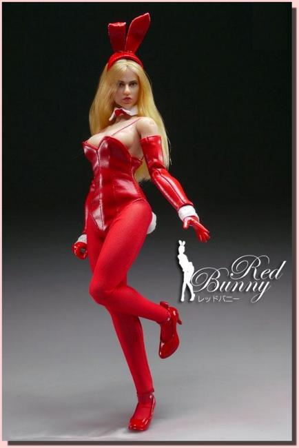 Red Bunny Fashion Doll