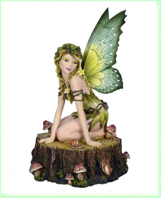 Fira The Angel Premium Figure
