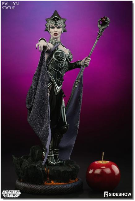 Evil-Lyn The Sorceress Quarter Scale Collectible Statue