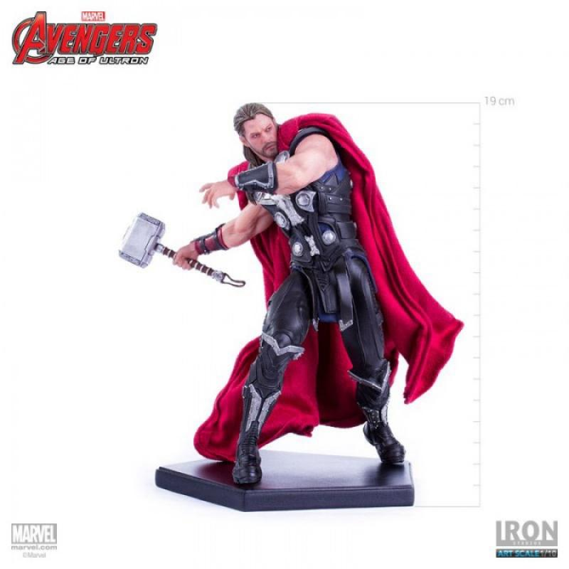 Thor The Avengers Art Scale 1/10 Statue