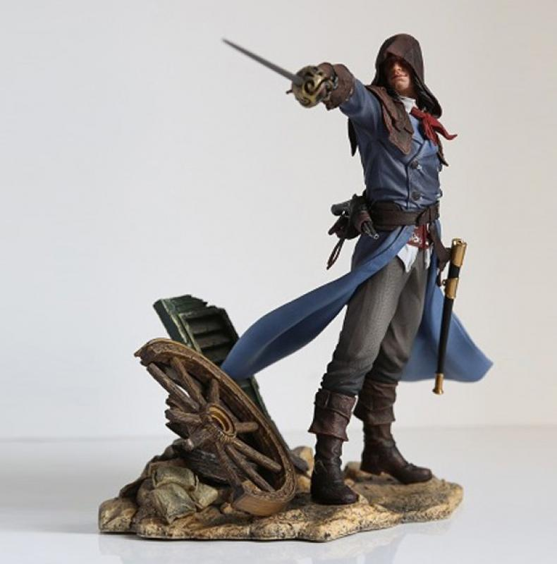 Arno Dorian The Fearless Assassin s Creed Unity Action Figure