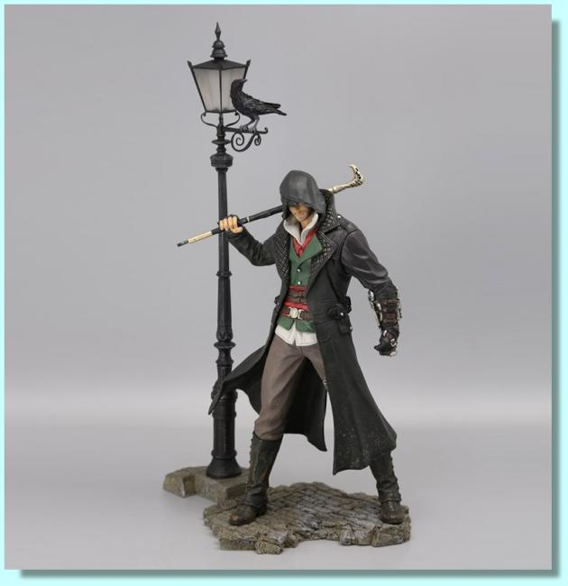 Jacob Frye The Impetuous Brother Assassin s Creed Syndicate Statue