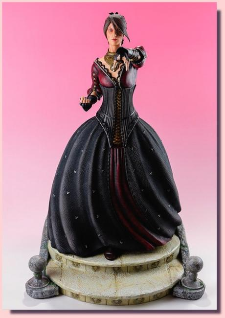 Morrigan The Witch of the Wild Dragon Age Inquisition Quarter Scale Statue