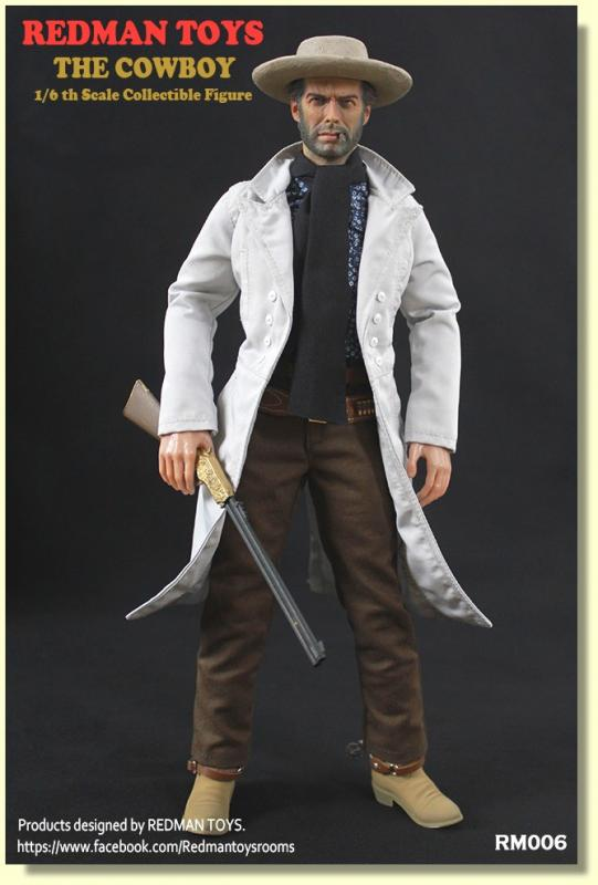 The Good Cowboy Sixth Scale Collectible Figure
