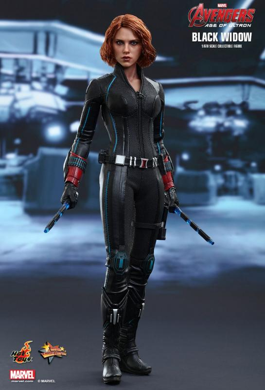Scarlett Johansson As Black Widow The Avengers Sixth Scale Collectible Figure