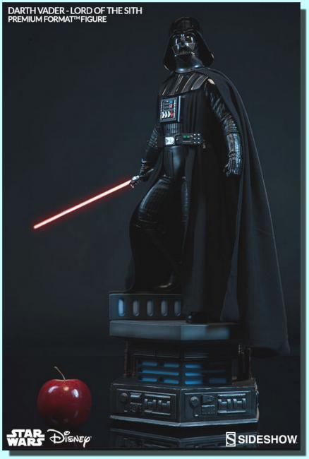Darth Vader The Lord of the Sith Star Wars Premium Format Figure
