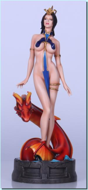 Lady Dragon Sixth Scale Collectible Statue