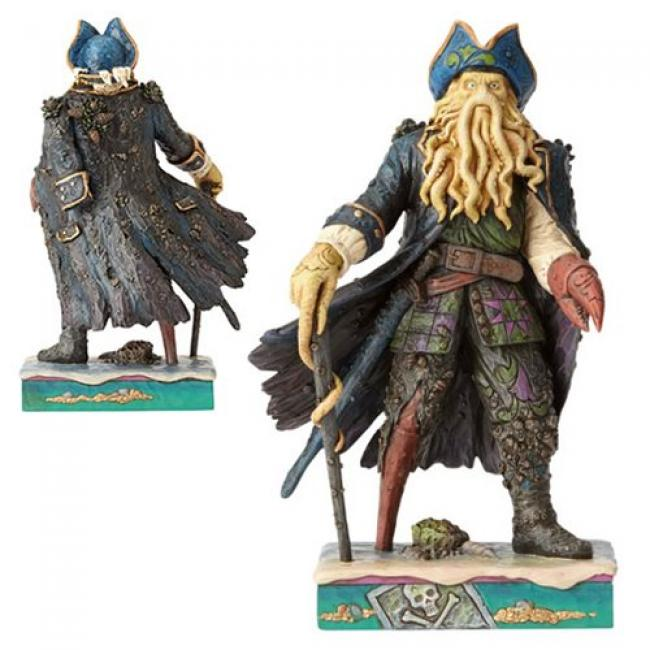 Davy Jones The Pirates of the Caribbean Disney Statue