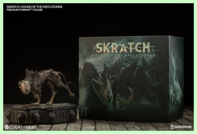 Skratch The Hound of the Executioner Premium Format Figure