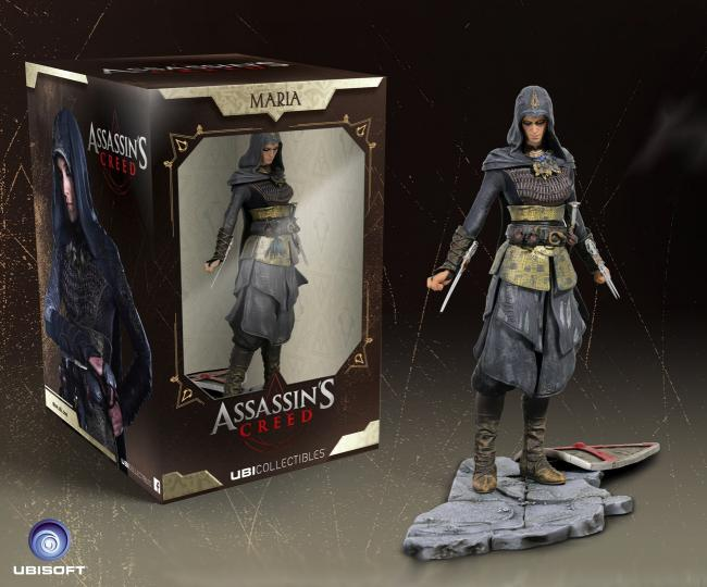 Maria Ariane Labed Assassin s Creed Movie Action Figure