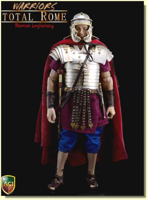 Roman Legionary Sixth Scale Collectible Action Figure