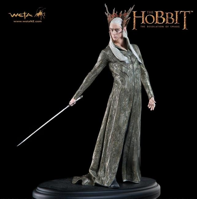 King Thranduil The Hobbit Statue