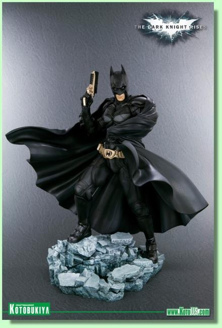 Batman The Dark Knight Rises ARTFX+ Statue