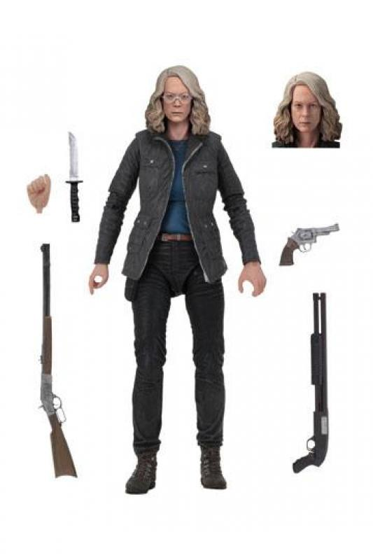 Laurie Strode Halloween 2018 Ultimate Action Figure