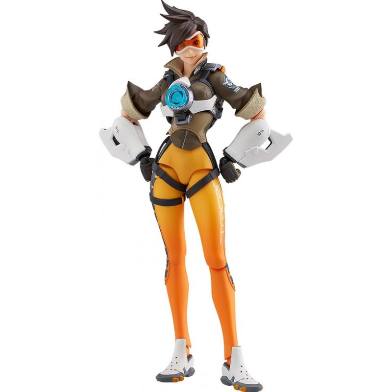 352 Tracer Overwatch figma Action Figure
