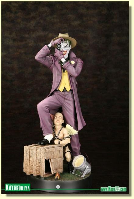 Joker The Killing Joke ARTFX+ Statue