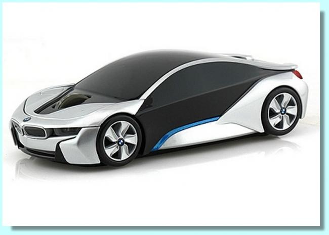 Landmice BMW I8 Concept Wireless Computer Mouse bezdrátová PC myš