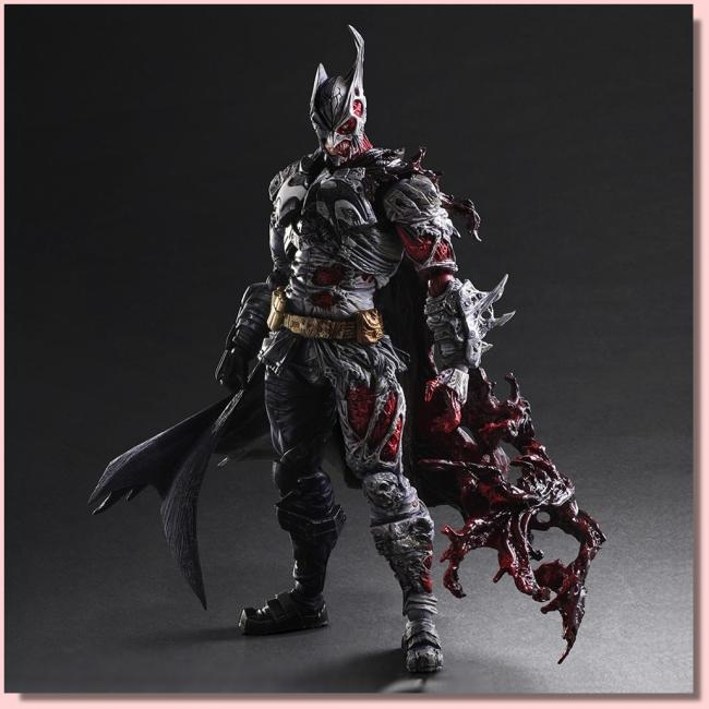 Batman Two-Face Variant Play Arts Kai Action Figure