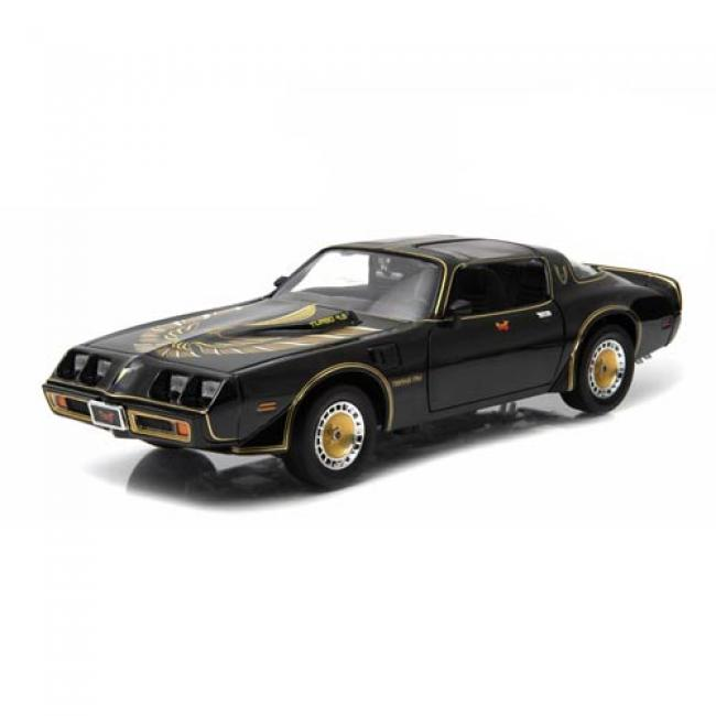 Firebird 1:18 Die-Cast Metal Vehicle: