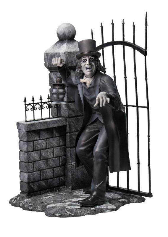 Lon Chaney Sr. As The Man in the Beaver Hat Sixth Scale Black & White DeLuxe Statue