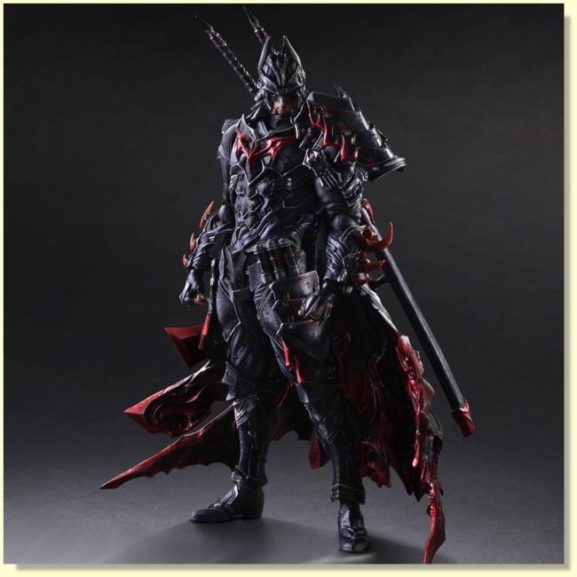 Batman Samurai Bushido Play Arts Kai Action Figure