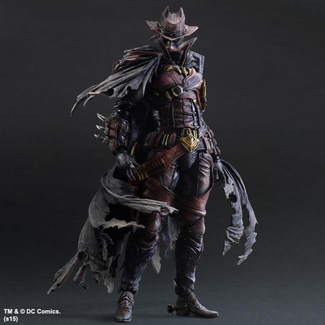 Batman Wild West Play Arts Kai Action Figure