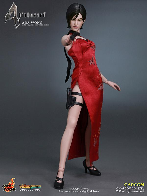 Ada Wong The Biohazard 4 Sixth Scale Collectible Figure