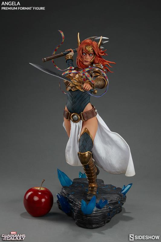 Angela The Guardian of the Galaxy Premium Format Figure