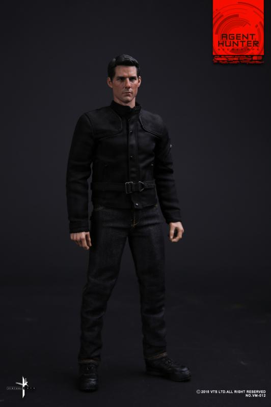 Agent Hunter Tom Cruise Sixth Scale Figure