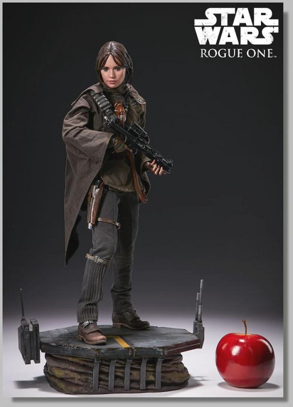 Felicity Jones As Jyn Erso Star Wars Exclusive Premium Format Figure  hvězdné války