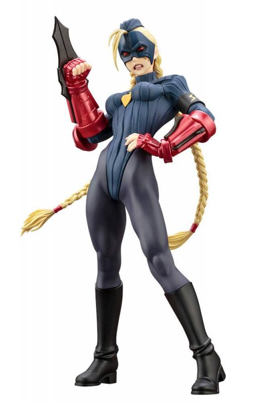 Decapre Street Fighter Bishoujo Statue