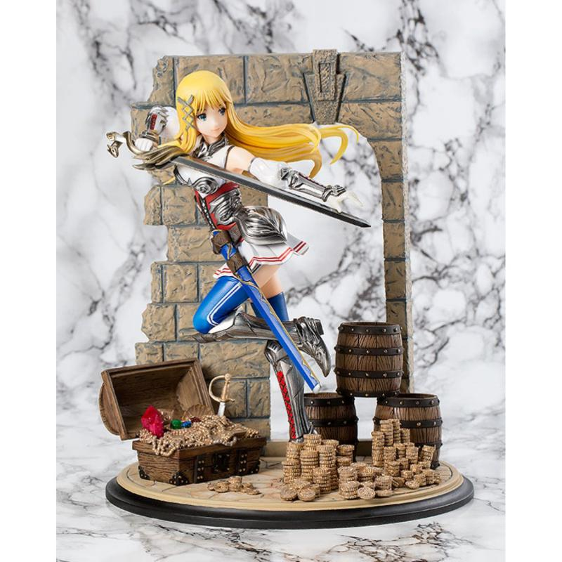 Rachel The Pirate Treasure Anime Figure