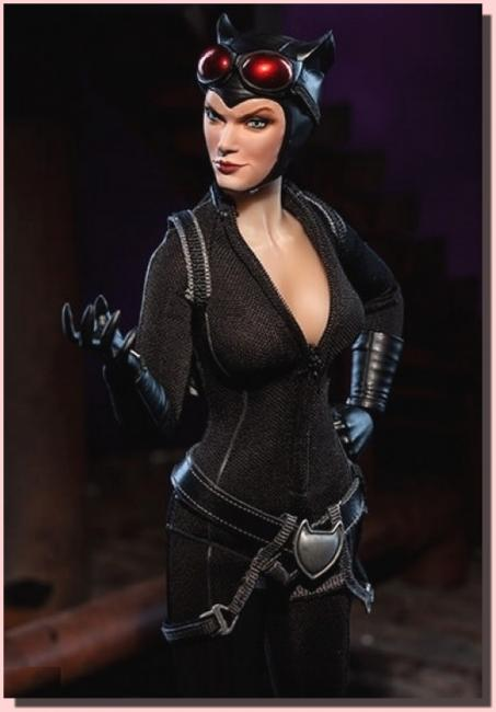 Catwoman Sixth Scale Exclusive Action Figure