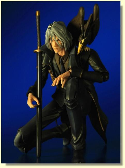 Vicious Cowboy Bebop Play Arts Kai Action Figure