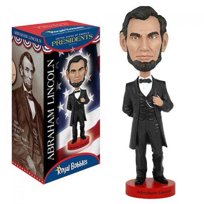 Abraham Lincoln Bobble Head