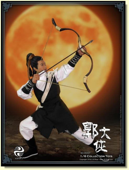 Hero Guo Archer Sixth Scale Collectible Figure