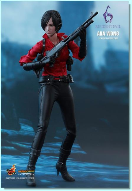 Ada Wong Resident Evil Sixth Scale Collectible Figure