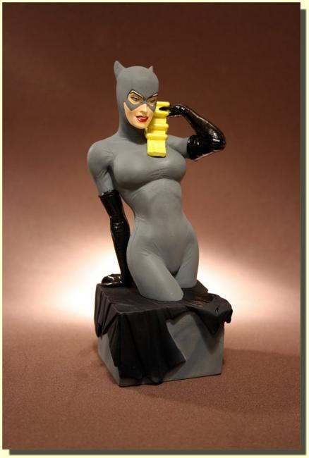 Catwoman Terry Dodson Bust