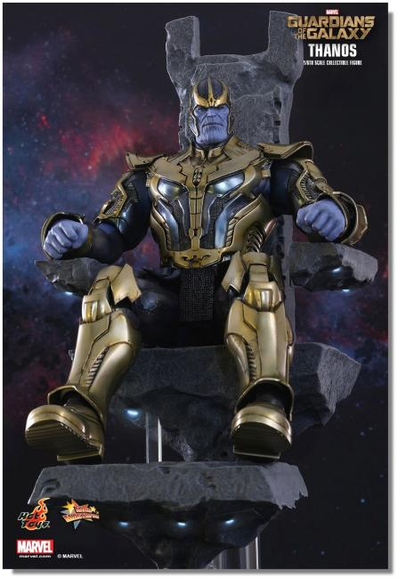 Thanos The Guardians of the Galaxy Collectible Figure