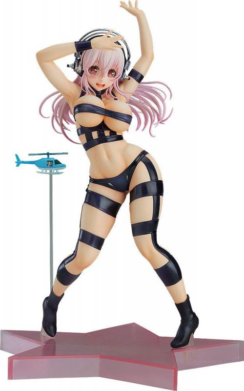 Super Sonico Hot Limit Sexy Anime Figure