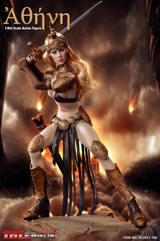 Athena The Ancient Greek Goddess Of Wisdom Sixth Scale