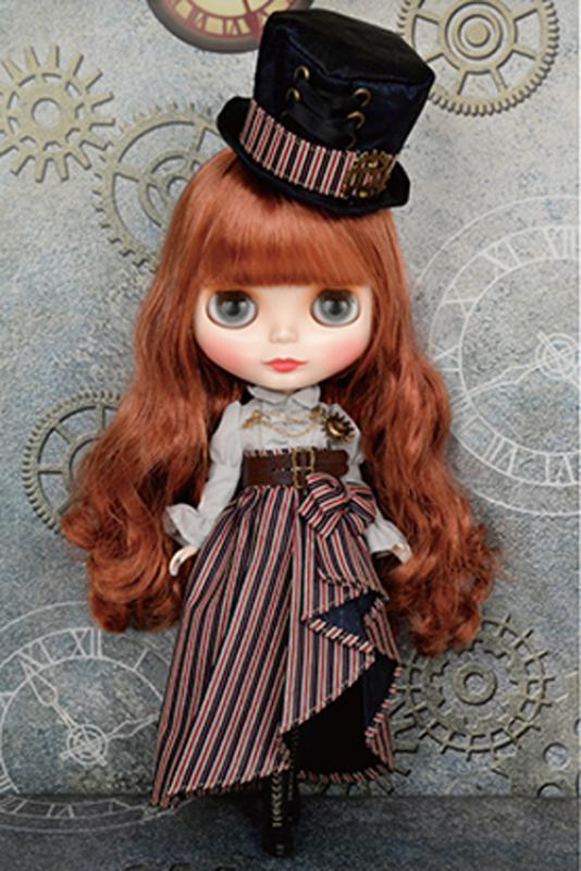 Blythe Shelley Sherry Victorian Doll