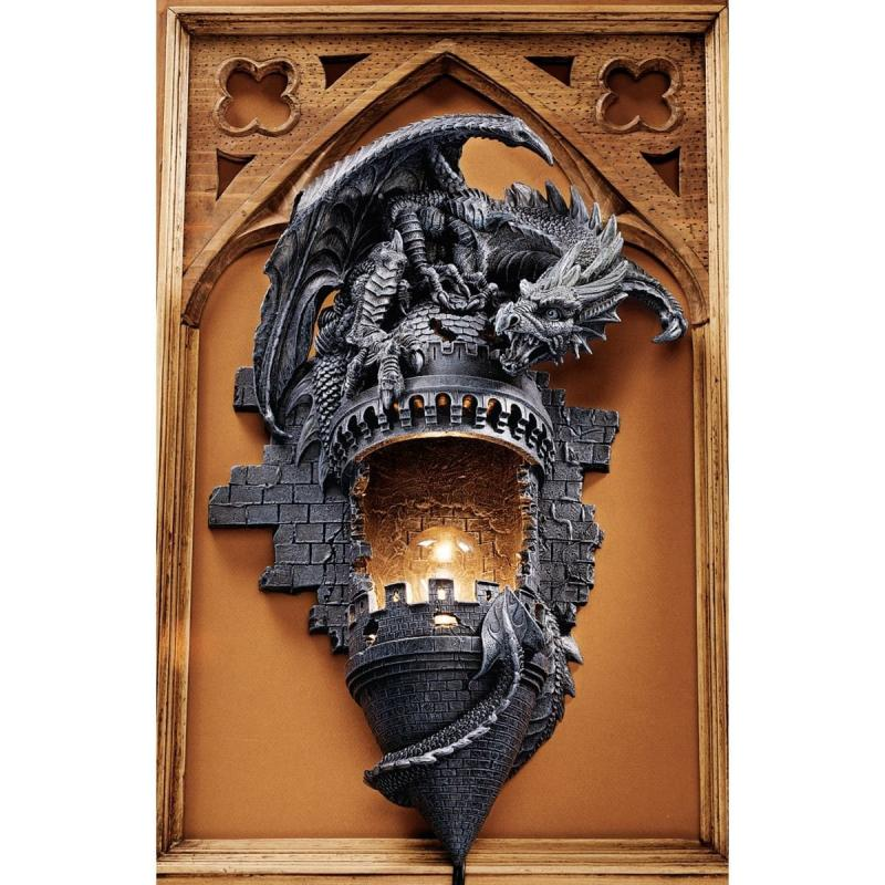 Dragon Dominion Premium Wall Lamp  nástěnná lampa