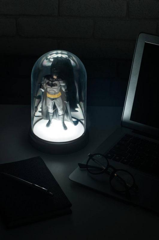 Batman Bell Jar Light   stolní lampa