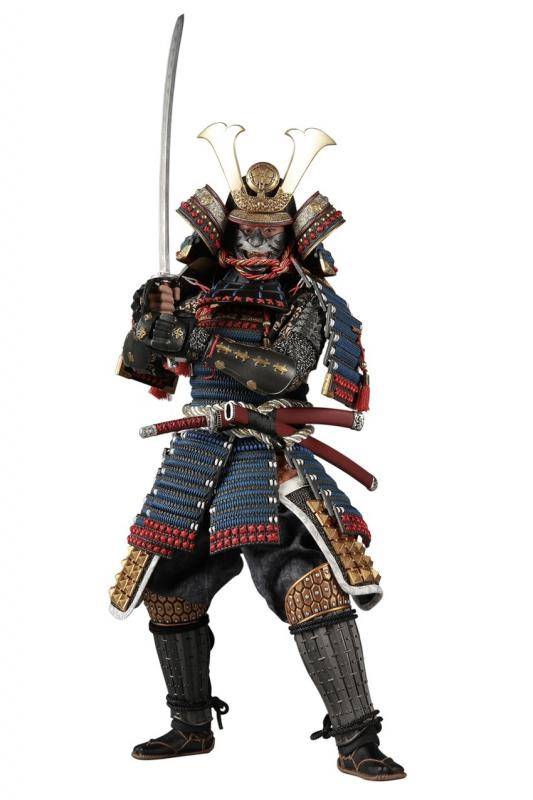 Samurai Oda Nobunaga  織田信長 Sixth Scale Collector Figure