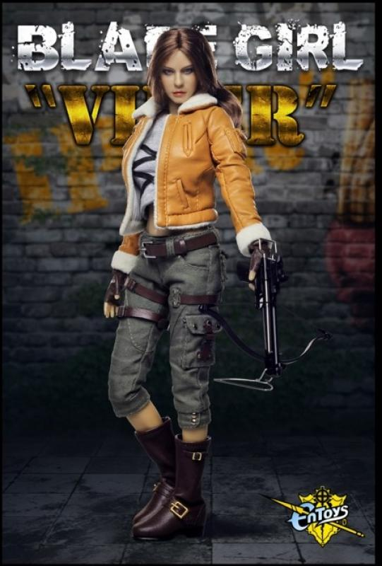 Sniper VIPER the Blade Girl 2 Sixth Scale Collector Figure