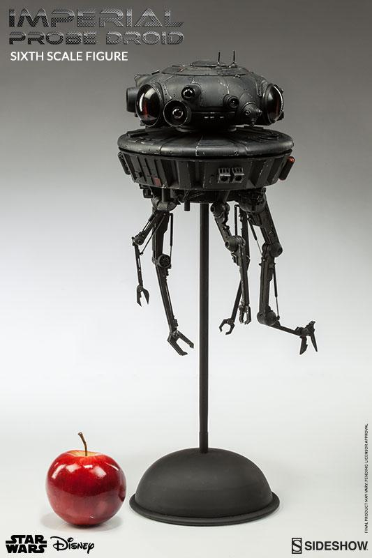 The Imperial Probe Droid Star Wars Sixth Scale Collectible Figure Replica Hvězdné války